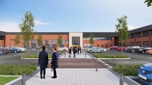 St, Patricks Academy - View 1b - Entrance